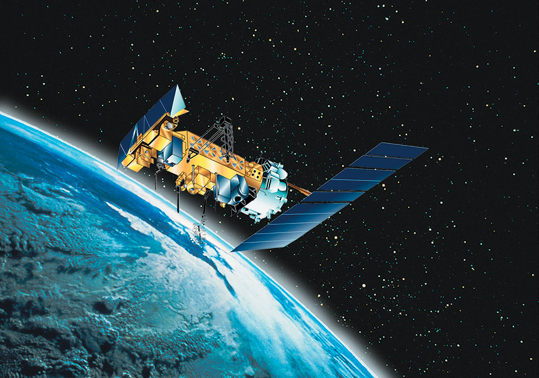 How Many Man-Made Satellites Are Currently Orbiting Earth