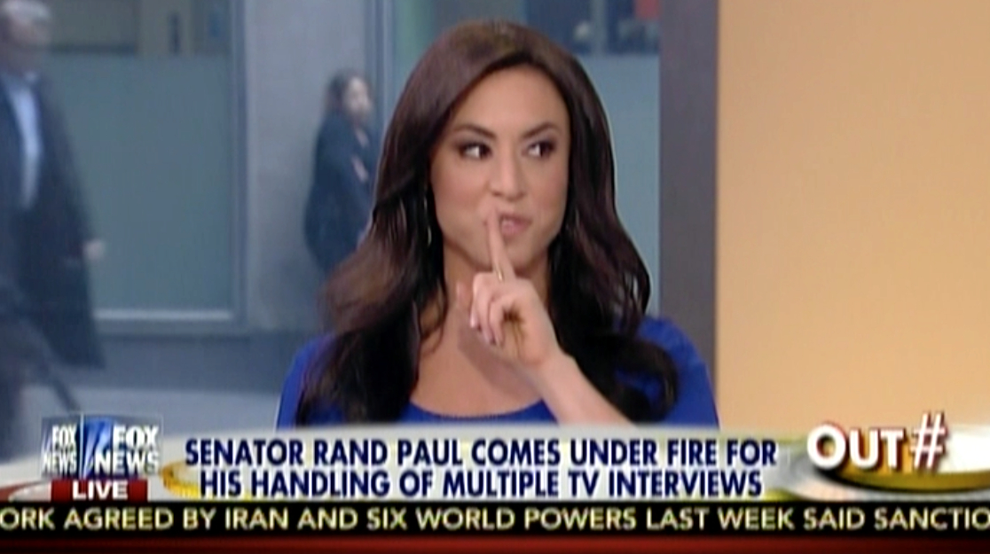 Female Fox Panelists Pile On Rand Paul For Snapping At Female