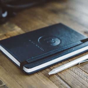 Staying focused and in the moment is hard, but Corso seeks to make things a little easier with their Mindful Notebook.
