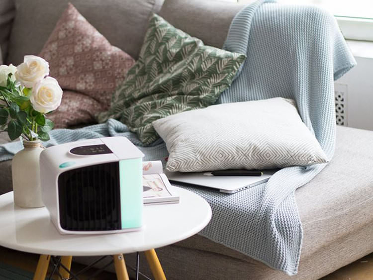 Evapolar's Personal Air Conditioner delivers first-class climate control at an affordable price.