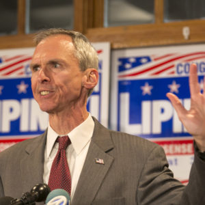 U.S. Rep. Dan Lipinski on March 21, 2018, at Flagg Creek Country Club in Countryside, Ill. (Kristen Norman/Chicago Tribune/TNS)