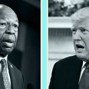 Elijah Cummings Donald Trump Oversight Committee subpoena