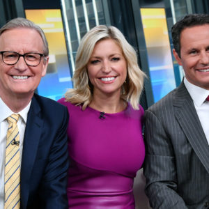 at Fox News Channel Studios on September 24, 2019 in New York City.