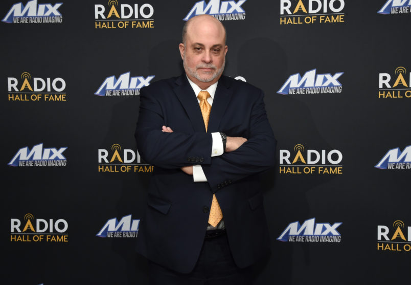 speaks on stage during Radio Hall Of Fame 2018 Induction Ceremony at Guastavino's on November 15, 2018 in New York City.