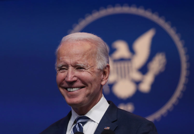 More Than 150 Biz Leaders Endorse Biden's Sweeping COVID Package